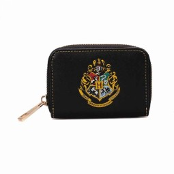 PRE ORDER Harry Potter Hogwarts Crest Coin Purse