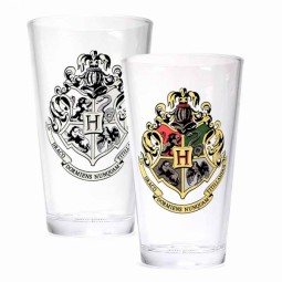 PRE ORDER Harry Potter Cold Changing Glass Hogwarts