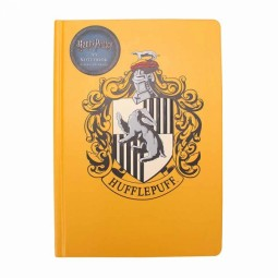 PRE ORDER Harry Potter A5 Notebook Hufflepuff