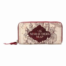 PRE ORDER Harry Potter Large Marauders Map Purse