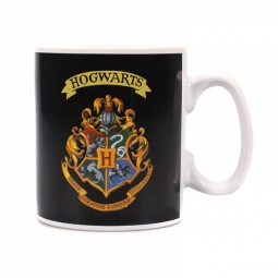 PRE ORDER Harry Potter Heat Change Mug Hogwarts