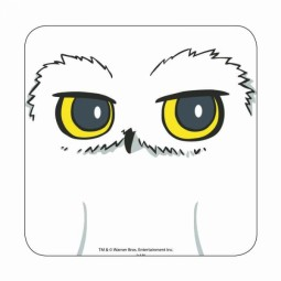 PRE ORDER Harry Potter Coaster Hedwig