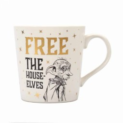 PRE ORDER Harry Potter Dobby Free The House Elves Mug