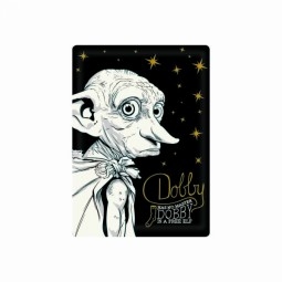 PRE ORDER Harry Potter Metal Magnet Dobby