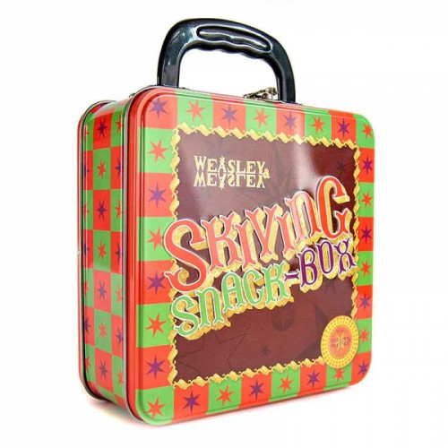 Harry Potter Skiving Snackbox Tin Tote