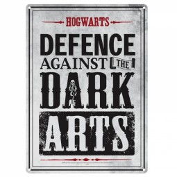 Harry Potter Defence Against the Dark Arts Sign