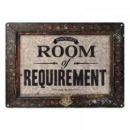 Harry Potter Room of Requirement Sign