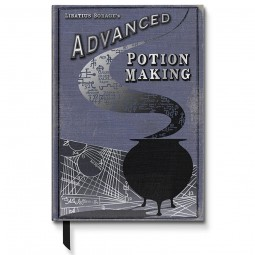Mina Lima Advanced Potion Making Journal