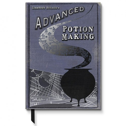 Mina Lima Advanced Potion Making Journal