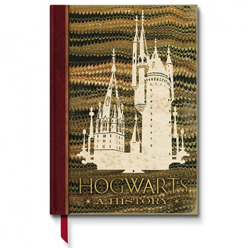 Mina Lima Hogwarts A History Journal