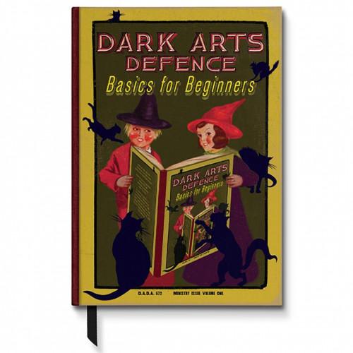 Mina Lima Dark Arts Defence Basics for Beginners Journal
