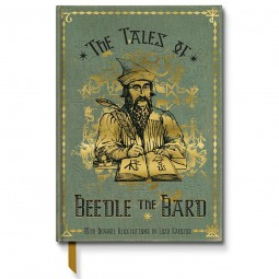 Mina Lima The Tales of Beedle the Bard Journal