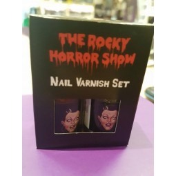 Rocky Horror Show Nail Varnish Set