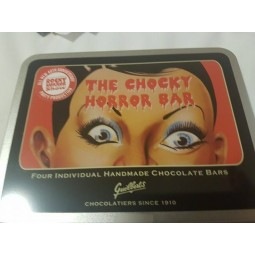 Rocky Horror Show Choccy Horror Bars in Tin
