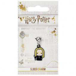 Harry Potter Slider Charm Lucius Malfoy Chibi Style