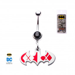 DC Batman Navel Bar