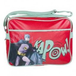 DC Batman Classic Messenger Bag