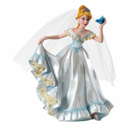 Disney Haute Couture Wedding Cinderella