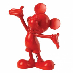 Disney Enchanted Mickey Mouse Red