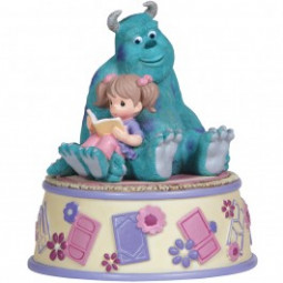 Disney Precious Moments Snuggle Time Music Box