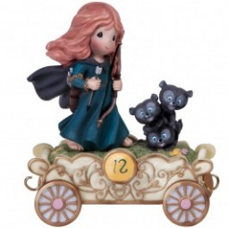 Disney Precious Moments 12th Birthday Figurine