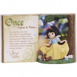 Disney Precious Moments Snow White Storybook