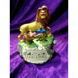 Disney Showcase Musical Lion King Figure