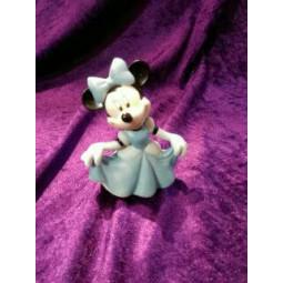 Disney Precious Moments Minnie as Cinderella