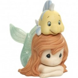 Disney Precious Moments Little Mermaid Figurine
