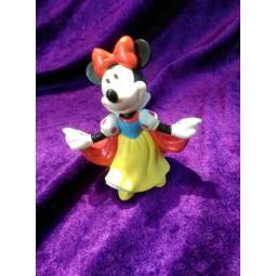 Disney Precious Moments Minnie as Snow White