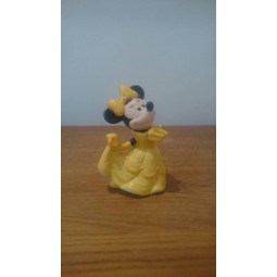 Disney Precious Moments Minnie Mouse as Belle Figurine