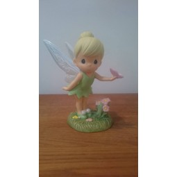 Disney Precious Moments Wings of Wonder Tinker Bell