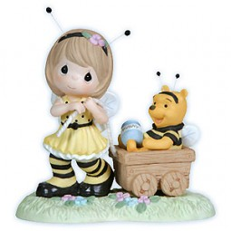 Disney Precious Moments You're as Sweet as Honey
