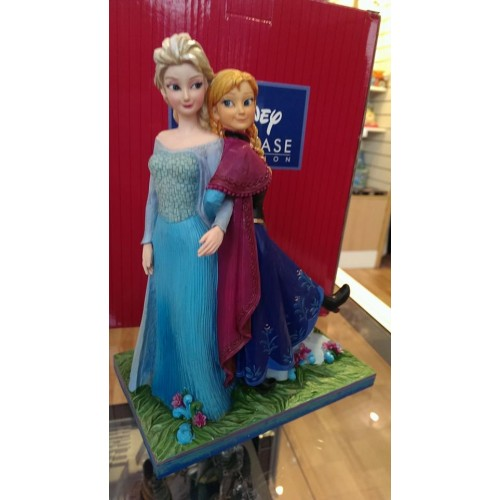 Disney Traditions Frozen Anna & Elsa Sisters Forever