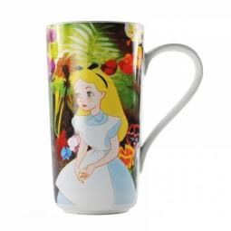 Disney Alice in Wonderland Latte Mug
