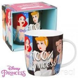 Disney 100% Princess Mug