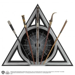 PRE ORDER Fantastic Beasts Crimes of Grindelwald Collectors Wand Set