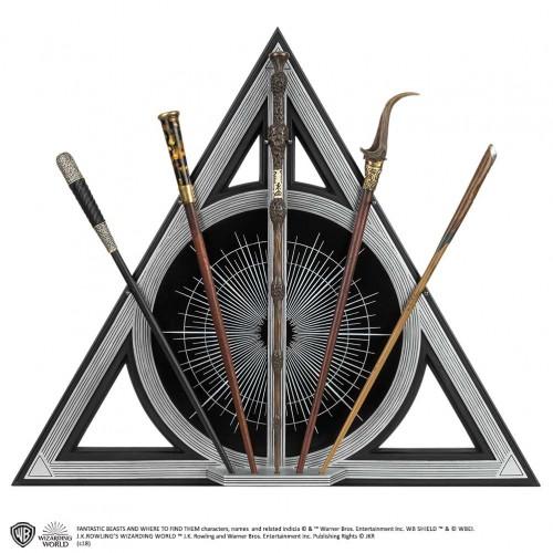 Fantastic Beasts Crimes of Grindelwald Collectors Wand Set