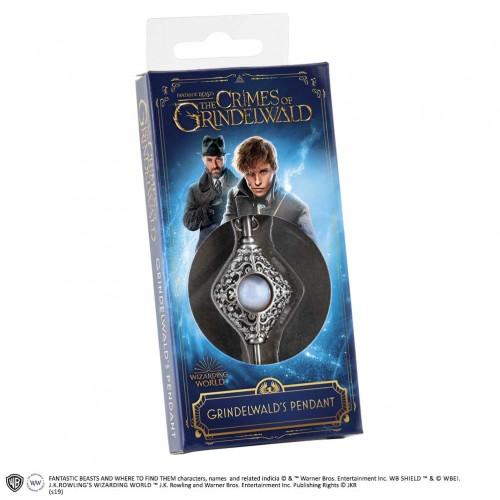 Fantastic Beasts Costume Grindelwald Pendant