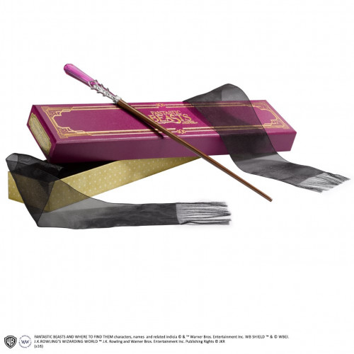 Fantastic Beasts Seraphina Picquery's Olivander Wand