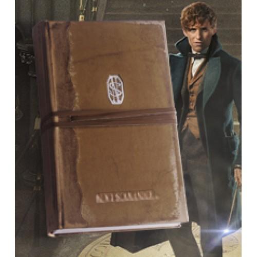 Fantastic Beasts Newt Scamander's Journal