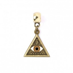 Fantastic Beasts Triangle Eye Slider Charm