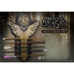 Fantastic Beasts Wand Collection
