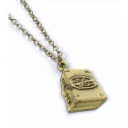 Fantastic Beasts Newt's Case Necklace