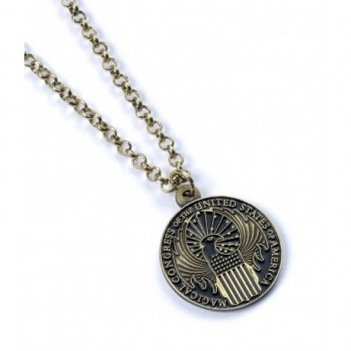 Fantastic Beasts Magical Congress Necklace