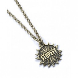 Fantastic Beasts Stupefy Necklace