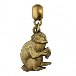 Fantastic Beasts Brass Plated Niffler Charm