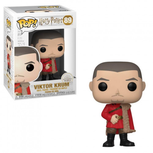 Harry Potter Viktor Krum Funko Pop