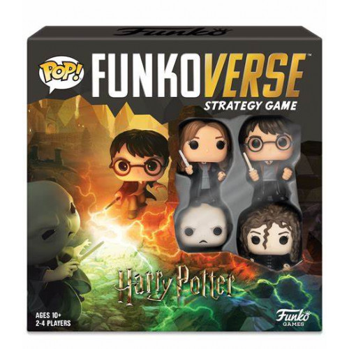 Harry Potter Funkoverse Board Game