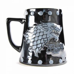 Game of Thrones Stark Tankard Mug